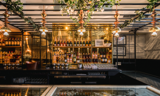 Cocktail Bar Ms. Yoo Opens Today on Lower East Side