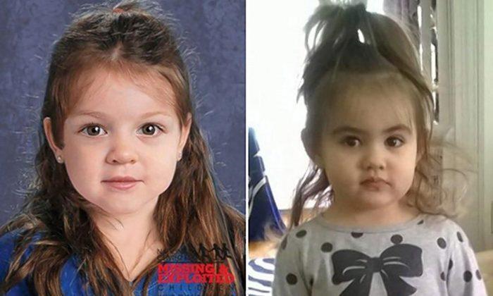 (The National Center for Missing & Exploited Children)