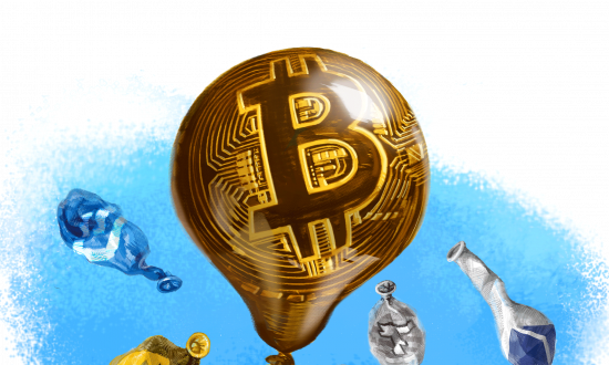 Cryptomania: When Cryptocurrencies Hit Bubble Territory