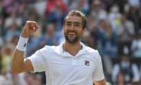 Cilic Ready to Step up Against Record-Chasing Federer