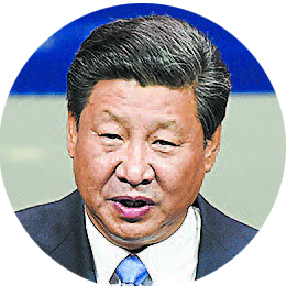 Xi Jinping, Chinese leader since 2012. (Mark Ralston - Pool/Getty Images)