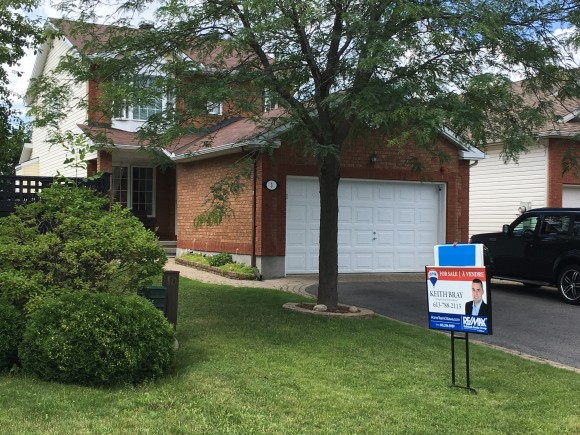 May 2017 was the best month on record for home sales in Ottawa. (Rahul Vaidyanath/The Epoch Times)