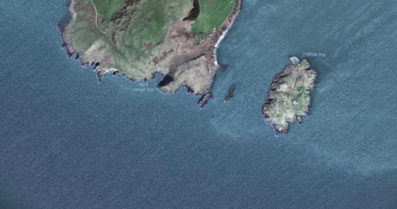 Little Ross Island (Google Maps)