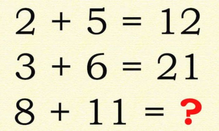 Can You Solve This Math Problem?