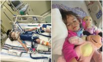 Two-Year-Old's Has Miraculous Recovery From Crippling Brain Damage