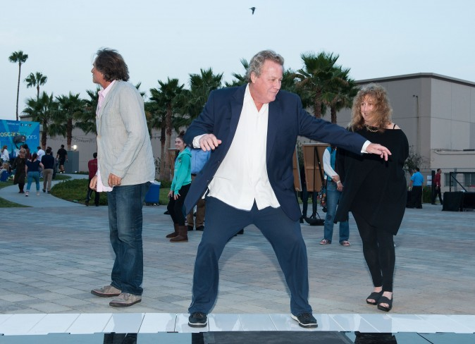 """HOLLYWOOD, CA - JULY 20: Jerry Ross, John Heard and Anne Spielberg attend The Academy Of Motion Picture Arts And Sciences' Oscars Outdoors Screening Of """"Big"""" on July 20, 2013 in Hollywood, California. (Photo by Valerie Macon/Getty Images)"""