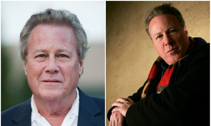 """L: John Heard attends The Academy Of Motion Picture Arts And Sciences' Oscars Outdoors Screening Of """"Big"""" on July 20, 2013 in Hollywood, California. (Valerie Macon/Getty Images); R: John Heard poses for a portrait at the Getty Images Portrait Studio during the 2006 Sundance Film Festival on Jan. 20, 2006 in Park City, Utah. (Mark Mainz/Getty Images)"""