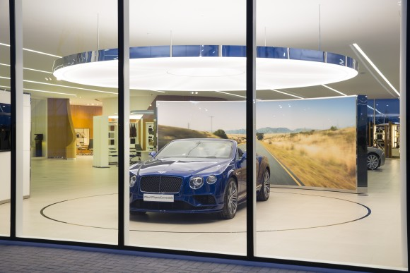 Bentley CI ( Grand Touring Automobiles Group of Companies)