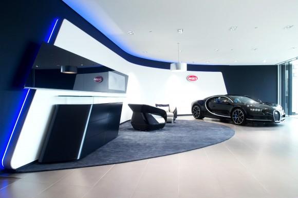 Bugatti CI ( Grand Touring Automobiles Group of Companies)
