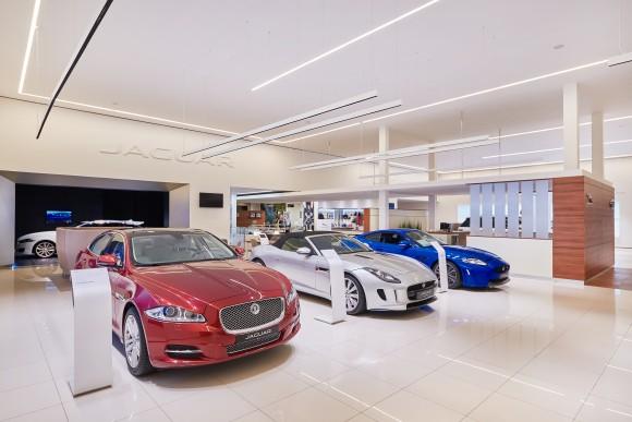 Jaguar CI ( Grand Touring Automobiles Group of Companies)