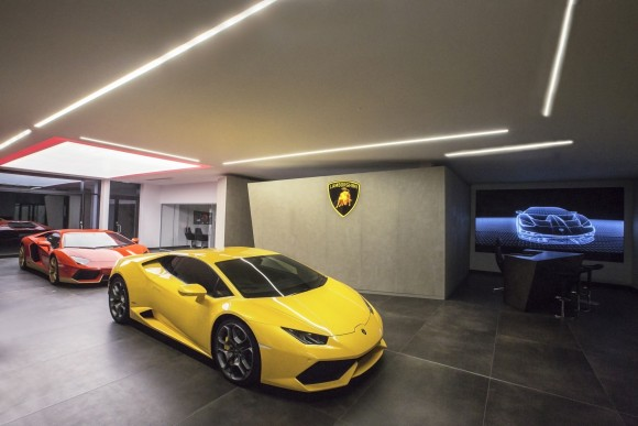 Lamborghini CI ( Grand Touring Automobiles Group of Companies)