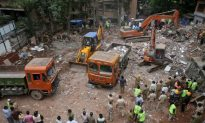 One Person Arrested After Mumbai Building Collapse Kills 17