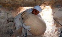 4,000-Year-Old Dried Heart, Embalming Materials Discovered in Egyptian Tomb