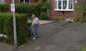 Woman Spots Deceased Mother on Google Street View