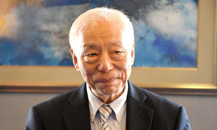 Doctor Hu Naiwen. (Sun Mingguo/The Epoch Times)