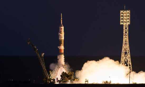 Space Station Back at Full Capacity