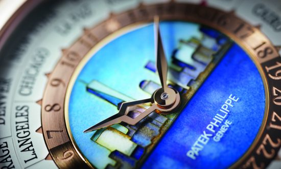 'The Art of Watches Grand Exhibition' of Patek Philippe