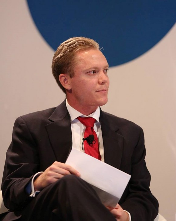 Veteran Bitcoin expert Trace Mayer has been involved in Bitcoin since 2011 and is also a major investor in many related start ups. (Courtesy of the subject)