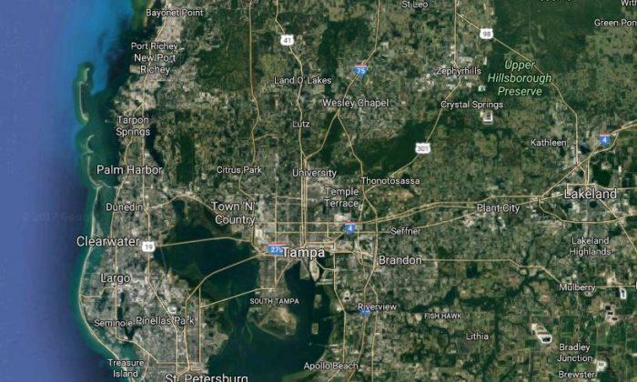 NHC Says 40 Percent Chance of Cyclone Near Tampa, Florida
