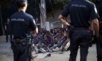 Spain Defends Its Policies on North African Border Immigration