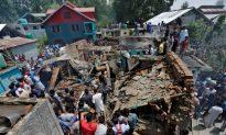 Indian Police Kill Terrorist Commander in Kashmir, Protests Erupt