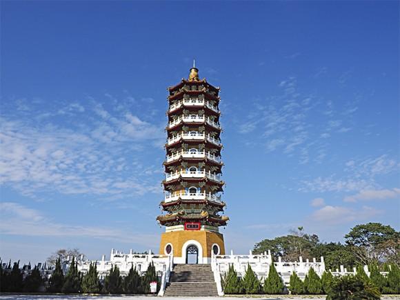 The Ci En Pagoda.(Shutterstock)