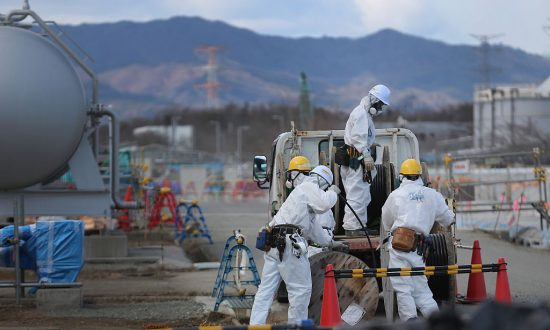 Fukushima Nuclear Waste Could Be Dumped in Pacific Ocean