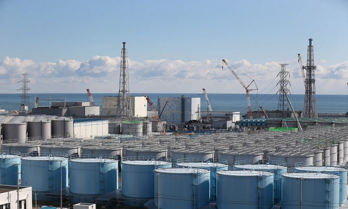 Japan has acknowledged for the first time that a worker at the Fukushima nuclear power plant. (Christopher Furlong/Getty Images)