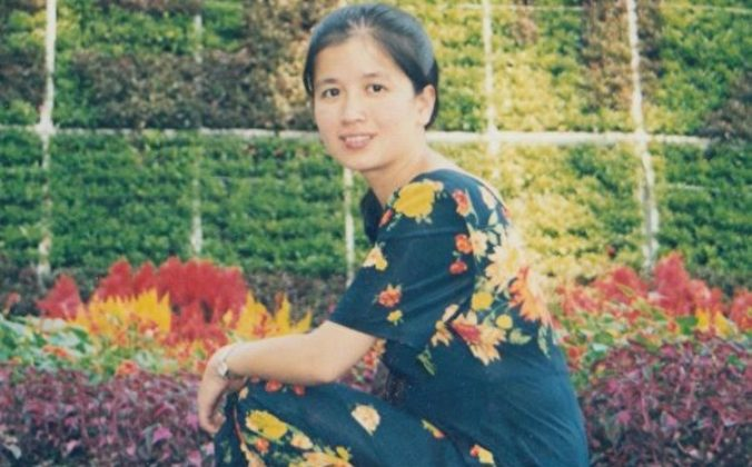 Xu Chensheng before she was persecuted by the Chinese regime for practicing the spiritual discipline Falun Gong. (Minghui.org)