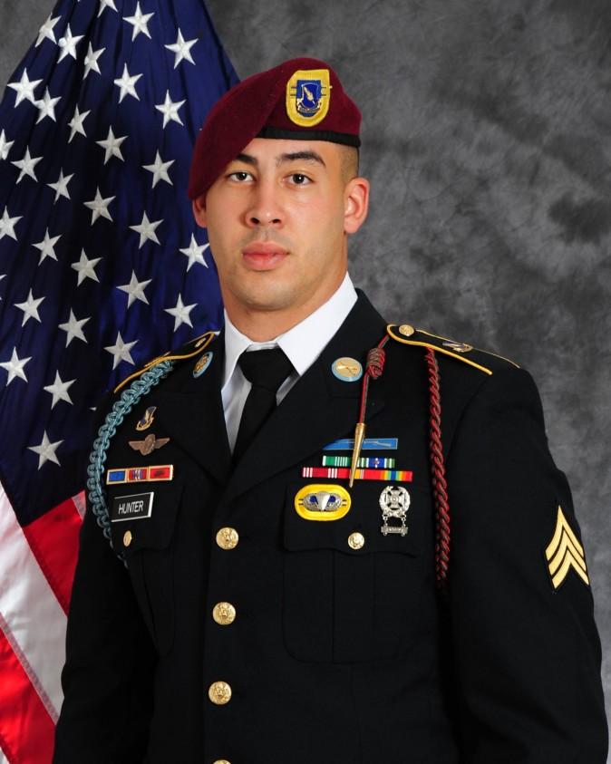 Sgt. Jonathon Hunter (U.S. Army)