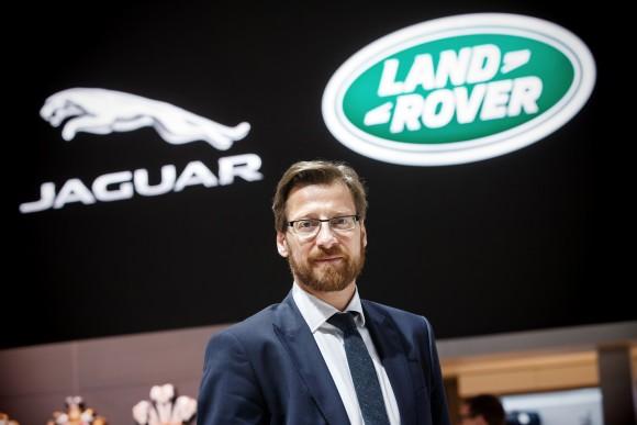 Wolfgang Hoffman (Jaguar Land Rover)