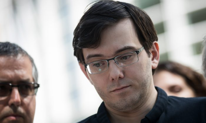 'Pharma Bro' cries in court while apologizing for fraud