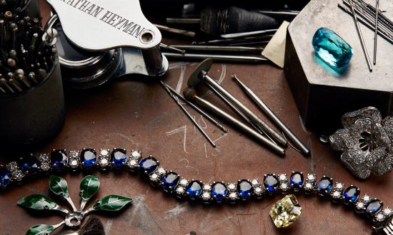 Oscar Heyman, the Jewelers' Jeweler