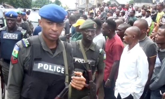 Nigeria Church Shooting Kills 11