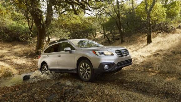 Subaru Outback (Subaru Canada, Inc.)