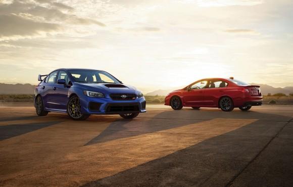 Subaru WRX-STi and WRX (Subaru Canada, Inc.)