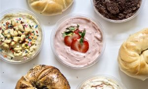 Chocolate-Covered to Bacon-Flavored: Cream Cheese Takes the Spotlight at Becky's Bites