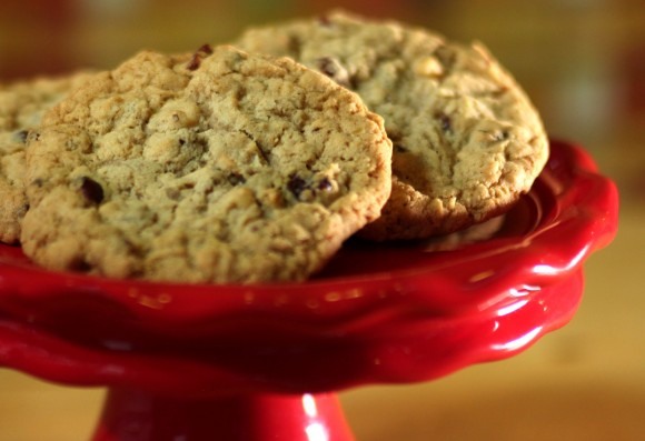 The award-winning Harvest Cookie. (Courtesy of Greyston Bakery)