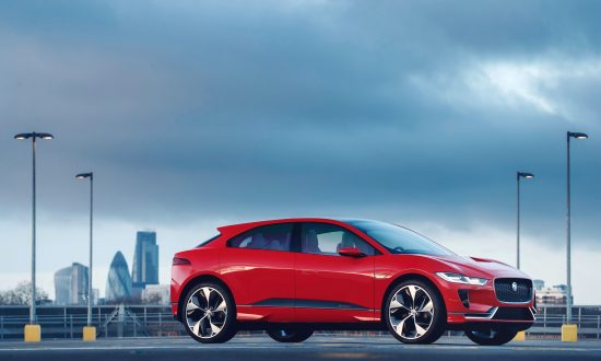 Jaguar I-Pace Concept: Named Most Significant Concept Vehicle of 2017