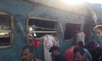 Egypt Train Crash Kills 37, Injures More Than 100