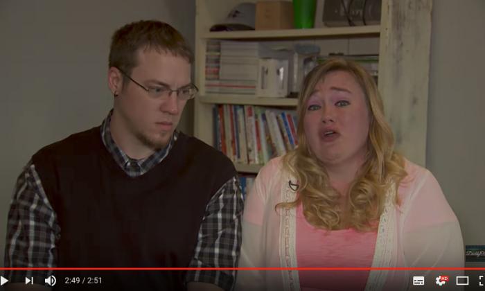 DaddyOFive public apology video. (Screenshot of Youtube.com)