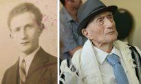 World's Oldest Man, Holocaust Survivor, Dies in Israel Aged 113