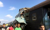 Egyptian Train Crews Held Following Fatal Crash: State News Agency