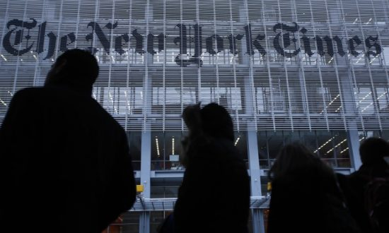 New York Times Admits There Is No Evidence of Trump-Russia Collusion