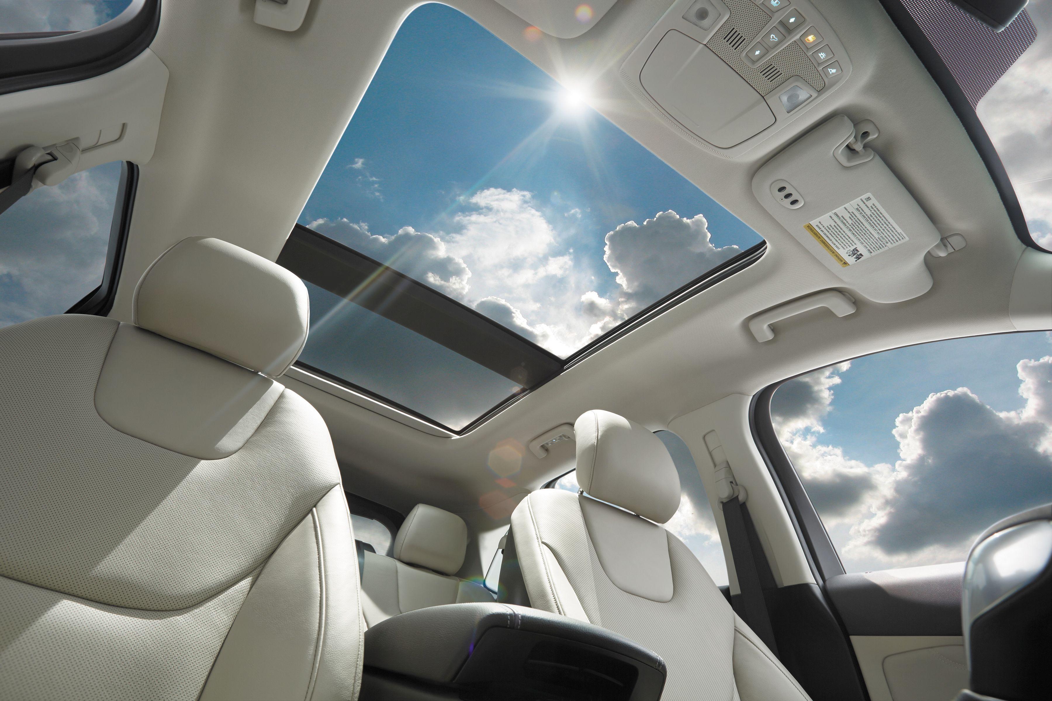 Ford Edge Interior Motor Company