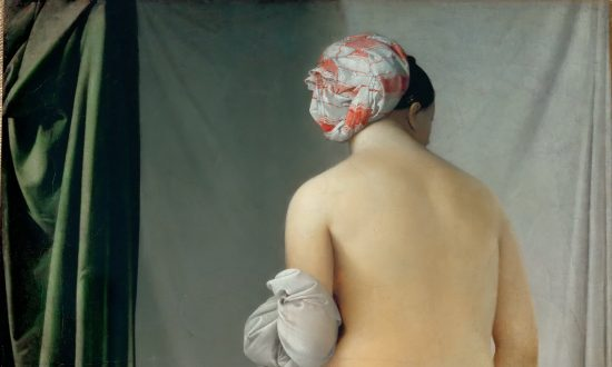 The Masters' Thread: How Ingres Inspires Elizabeth Beard