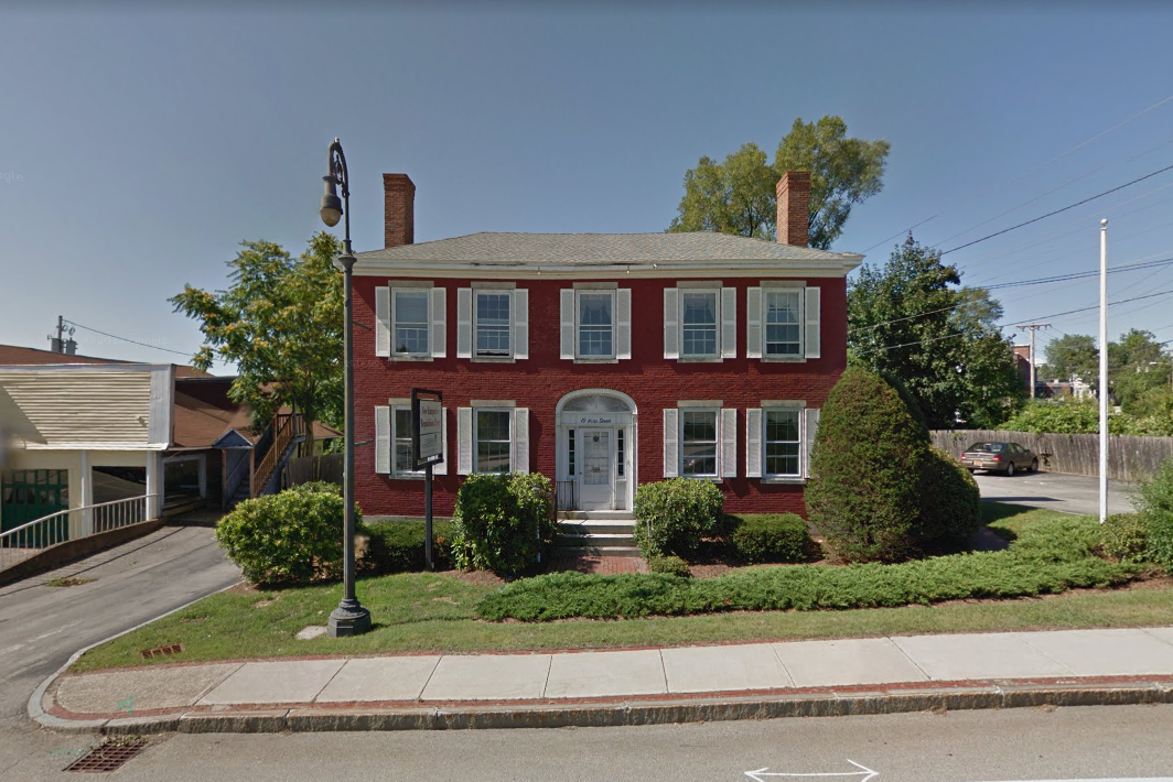 New Hampshire Republican State Committee headquarters is located at 10 Water St. in Concord, NH. (Google Maps)
