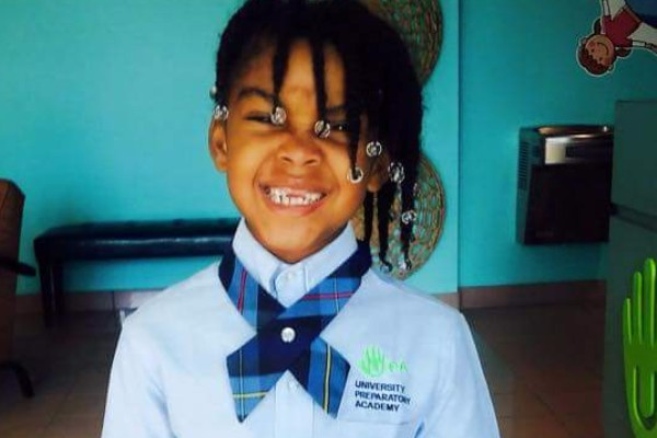 Ki'ari Pope, who died on Aug. 30 of medical complications months after drinking boiling water on a dare. (GoFundMe)