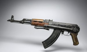 Homeowner Takes AK-47 Rifle, Opens Fire on Teens Robbing His Car