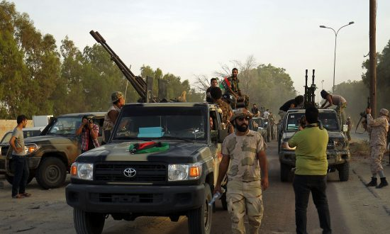 ISIS Blamed for 11 Beheadings in Libya